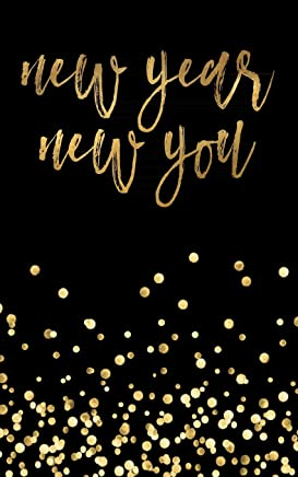 New Year New You: A Journal for New Years Resolutions