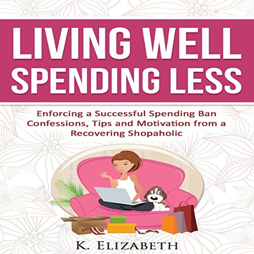 Living Well, Spending Less audiobook cover art