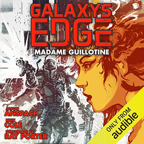 Madame Guillotine cover art