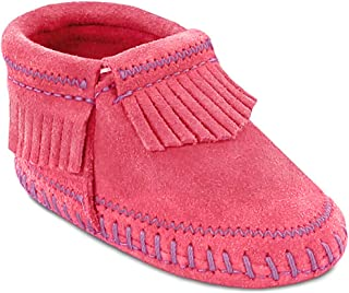 Infant-Girls' Riley Moccasin Booties - 1166