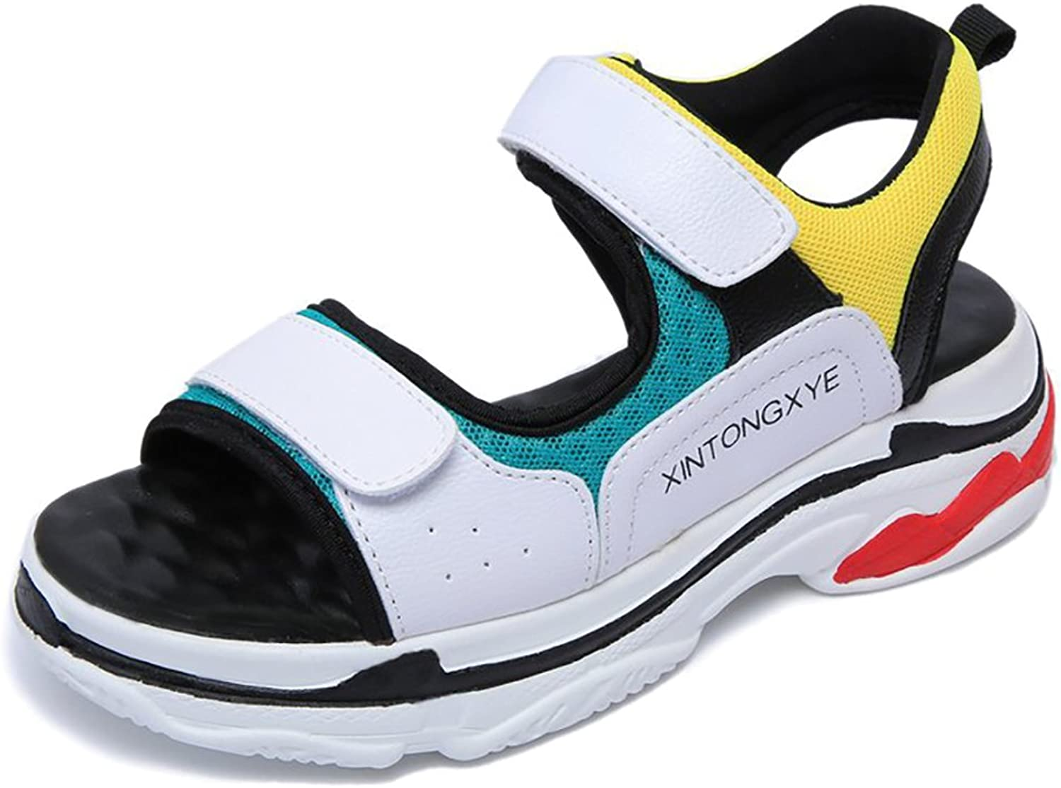 YVWTUC Female Sporting shoes Students Athletic Running Sandals
