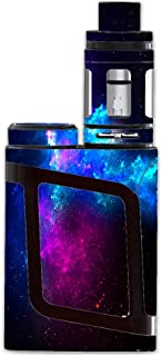 Skin Decal Vinyl Wrap for Smok AL85 Alien Baby Kit Vape Mod stickers skins cover/Galaxy Space Gasses