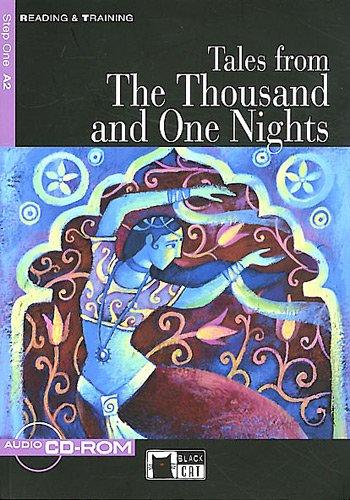 Thousand and One Nights+cdrom [Lingua inglese]: Tales from The Thousand and One Nights + audio CD/CD-ROM