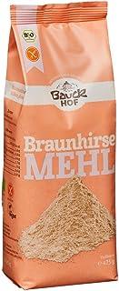 Bauckhof Bio Bauck Braunhirsemehl, glut.fr 1 x 425 gr