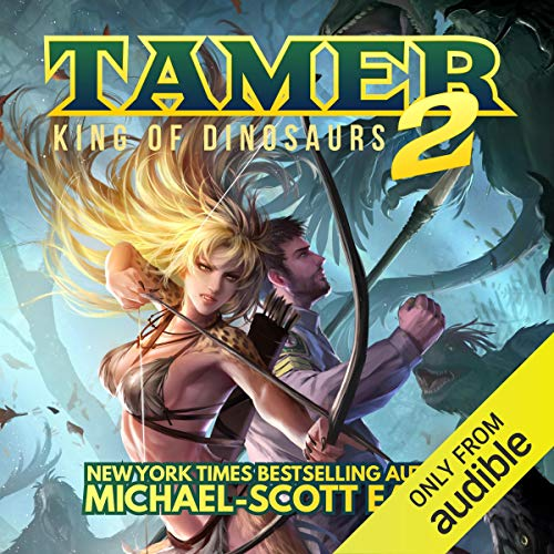 Tamer: King of Dinosaurs 2 cover art