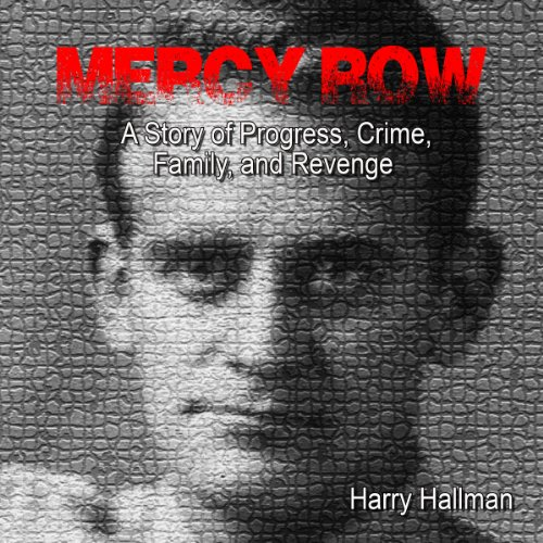 Mercy Row audiobook cover art