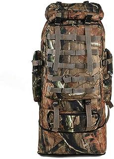 Greenpromise Mochila militar de 100 l Molle de camping mochila táctica mochila hombres grande senderismo ejército viaje deporte al aire libre bolsas de bolsa
