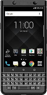 BlackBerry Keyone Limited Edition - 64GB, 4GB RAM, 4G LTE, En-Ar Keyboard, Black