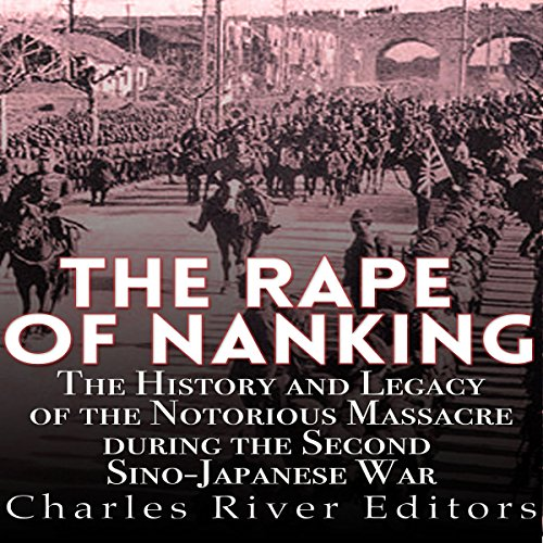 The Rape of Nanking cover art