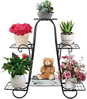 Best iron tiered plant stand Reviews