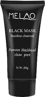 Black Mask Blackhead Remover Mask Purifying Charcoal Peel off Face Mask (2.2 Oz)