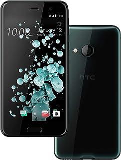 HTC U Play Dual SIM - 64GB, 4GB RAM, 4G LTE, Brilliant Black