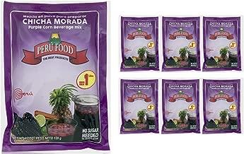Peru Food Chicha Morada Purple Corn Beverage Mix 4.2 Oz.