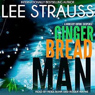 Gingerbread Man audiobook cover art