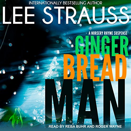 Gingerbread Man audiobook cover art