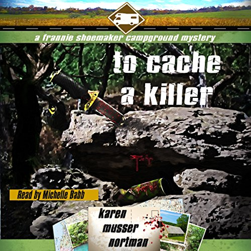 To Cache a Killer audiobook cover art