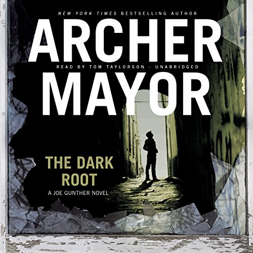The Dark Root audiobook cover art