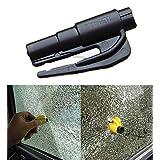 【 一瞬でガラスを粉砕 】 一瞬の早業 ガラス クラッシャー 緊急 脱出 ツール シートベルト カッター 防災 ZS-GLASS-CR