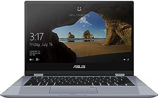 "ASUS VivoBook Flip TP412FA-EC649T - Portátil 14"" FullHD (Intel Core i3-10110U, 8GB RAM, 256GB SSD, UHD Graphics, Windows 1..."