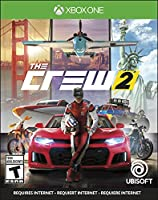 The Crew 2 - Xbox One - Game in English / French / Spanish (輸入版)