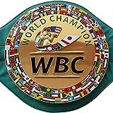 House of Highland 77 WBC Boxeo Campeón Barco Cinturón 3D Adulto Tamaño Completo Campeonatos Cinturones