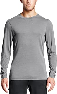 Mission Men's VaporActive Amplified Merino Long Sleeve Shirt