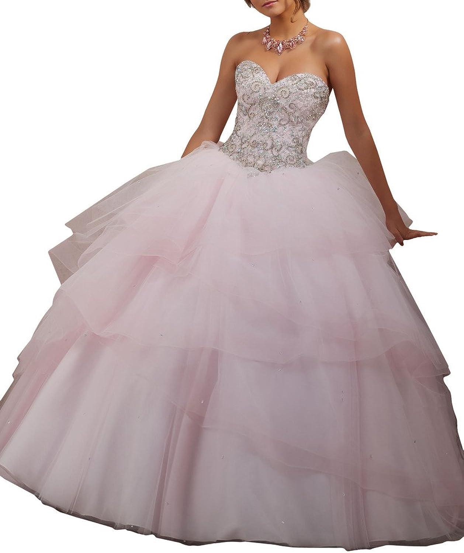 MCandy Sweetheart Women Free Jacket Quinceanera Dress Girls 16 Ball Gowns