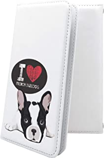 ZenFone5Q ZC600KL ケース 手帳型 フレンチブルドッグ 動物 動物柄 アニマル どうぶつ ゼンフォン5q ゼンフォン5 手帳型ケース キャラクター キャラ キャラケース zenfone 5q 5 q 犬 いぬ 犬柄