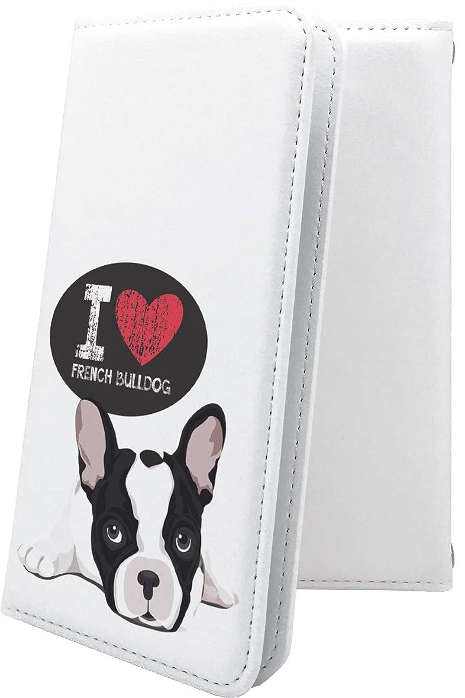 薄暗いコモランマ声を出してXperia acro HD IS12S ケース 手帳型 フレンチブルドッグ 動物 動物柄 アニマル どうぶつ エクスペリア アクロ ケース 手帳型ケース キャラクター キャラ キャラケース Xperiaacro IS 12S ケース 犬 いぬ 犬柄