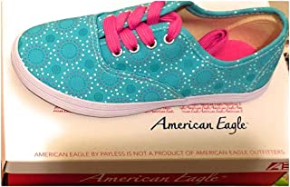 Girls Sneakers Turquoise