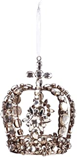 crown christmas ornaments