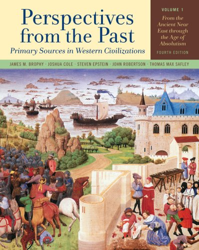 Perspectives from the Past: Primary Sources in Western...