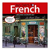 365 Days to French 2021 Wall Calendar
