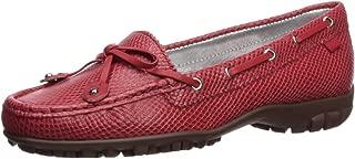 MARC JOSEPH 纽约女士皮革巴西制造柏树山高尔夫球鞋