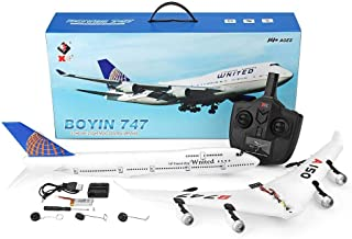 EPPRemoteControlAircraft,TheAircraftModelisfromBoeing747 with NoviceModeandSpecialMode, Easy to Fly for Beginner