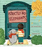 Strictly No Elephants- Book Cover