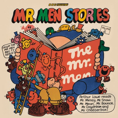 Mr Men Stories Volume 2 (Vintage Beeb) audiobook cover art