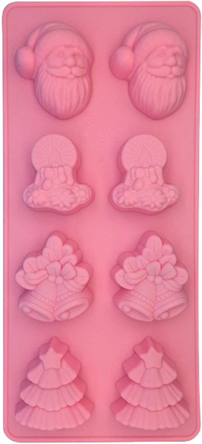 Chocolate Molds Silicone DIY Desser 4 Cookiest 55% OFF free shipping Cute Type