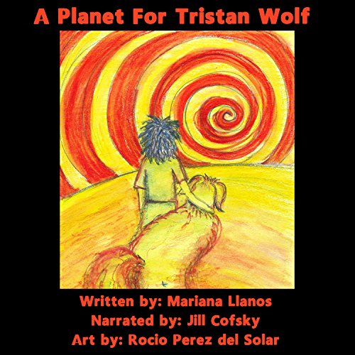 A Planet for Tristan Wolf audiobook cover art