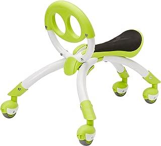 YBIKE Pewi Elite Bike Walking Ride On Toy, Green