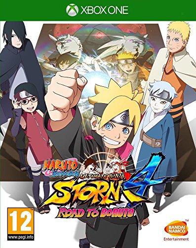 Lobcede.be Naruto Shippuden Ultimativer Ninja Storm 4 Weg zu Boruto Jeu Xbox One