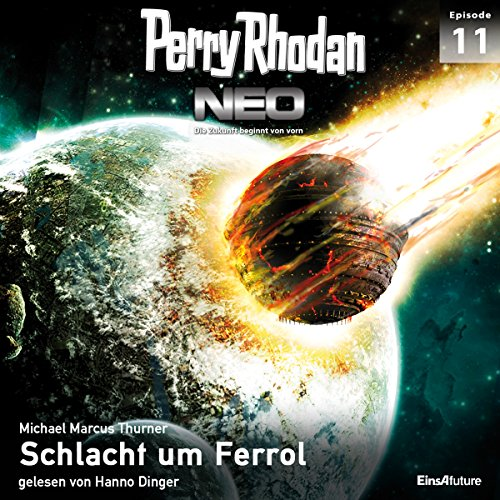 Schlacht um Ferrol audiobook cover art