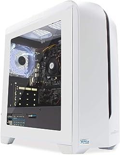Xtreme PC Gamer Radeon Vega 3 AMD Dual Core 3.2 GHz 8GB 1TB 600W WiFi Blanco