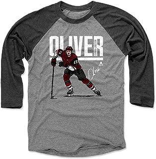 500 LEVEL Oliver Ekman-Larsson Shirt - Vintage Arizona Hockey Raglan Tee - Oliver Ekman-Larsson Hyper