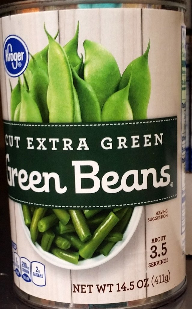 Wholesale Kroger Cut Extra Green Beans Financial sales sale 6 Pack Oz 14.5 of