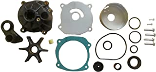 Tungsten Marine Water Pump Kit with Housing for Johnson Evinrude V6 V8 Replaces 5001594 434421