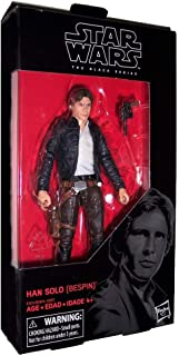 Star Wars The Black Series Han Solo (Bespin) #70 6-Inch Action Figure