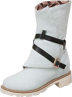 : Beautyjourney Bottes : Chaussures et Sacs