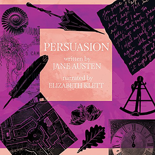 Persuasion Audiobook By Jane Austen cover art