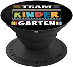 Team Kindergarten PopSockets Grip and Stand for Phones and Tablets